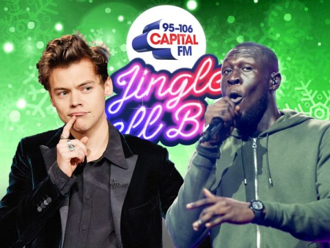 Harry Styles and Stormzy confirmed for Capital's Jingle Bell Ball and it might be the best line-up yet