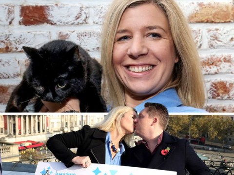 Lottery winners use £3.6 million prize to pay for rescue cat's vet bill