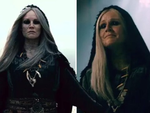 The Angel of Death descends on Vikings as season 6 trailer introduces new character