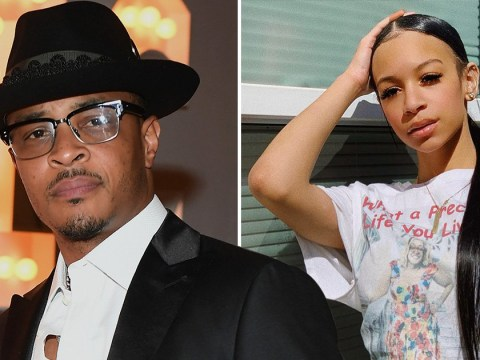 Deyjah Harris likes tweets calling dad T.I. 'controlling' and 'possessive' after he gets her hymen checked
