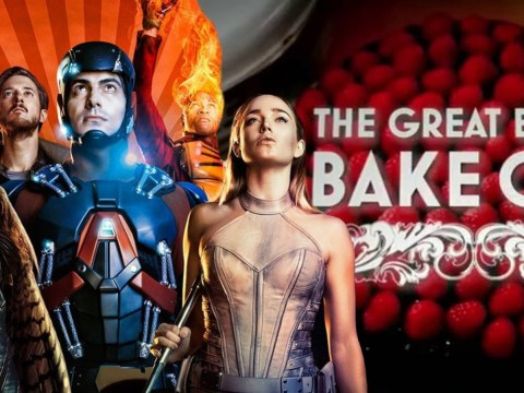 DC's Legends of Tomorrow will be paying homage to The Great British Bake Off in a new episode – yes, seriously
