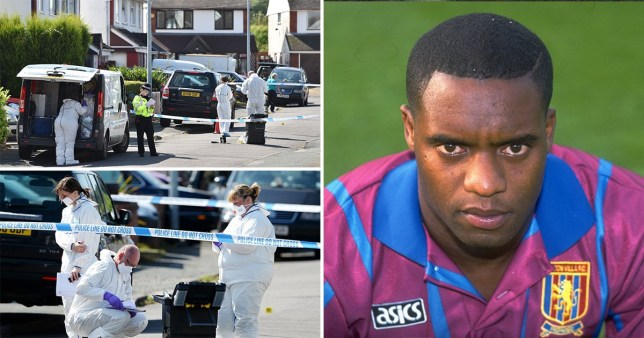 Police officer charged with murder over Taser death of ex-footballer