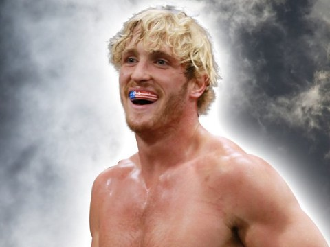 Logan Paul walking out to horror movie soundtrack for KSI fight and it's a bold choice