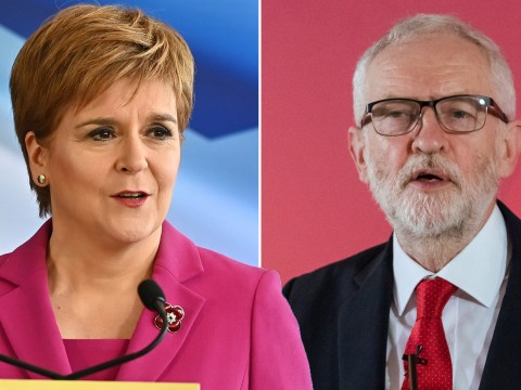 Nicola Sturgeon will back Jeremy Corbyn if he agrees to Scottish referendum