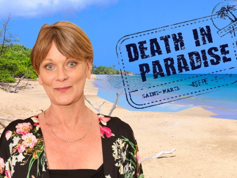 Samantha Bond joins Death In Paradise cast ahead of season 9 as Ralf Little unveiled as new detective