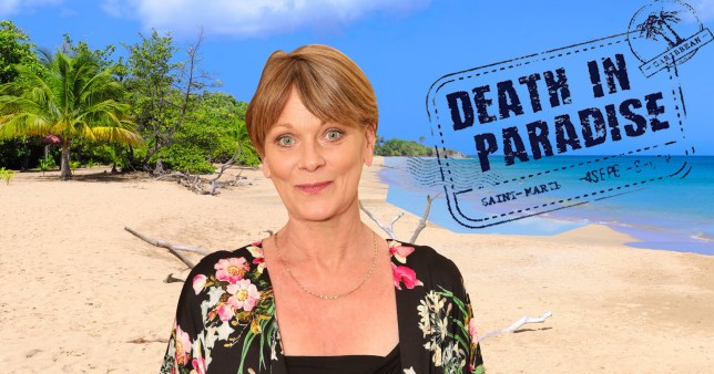 Samantha Bond joins Death In Paradise