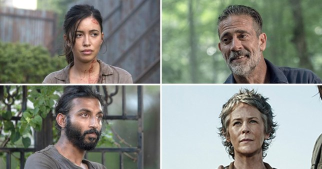 The Walking Dead Season 10 Will Rosita Die Questions After