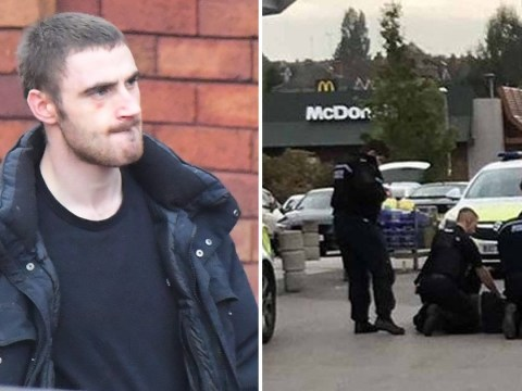 Man high on monkey dust and alcohol threatened to kill Aldi worker