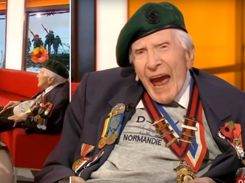 WWII veteran says he hears lots of 'bulls**t' about D-Day landings