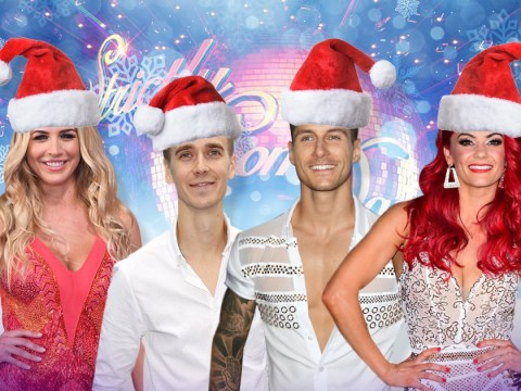Strictly Come Dancing Christmas couples revealed as Joe Sugg and Dianne Buswell reunite on the dancefloor