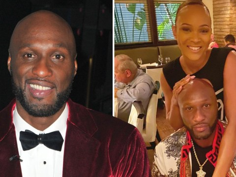 Lamar Odom engaged to personal trainer Sabrina Parr after three months of dating