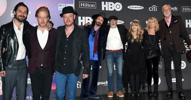 Biffy Clyro and Fleetwood Mac