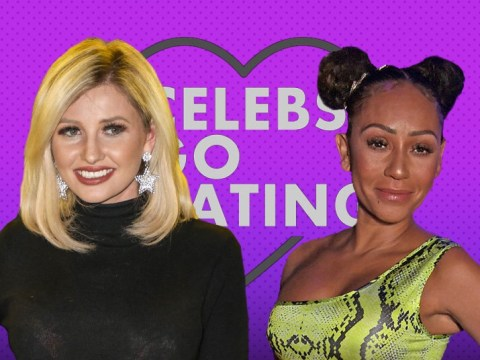 Spice Girl Mel B joins Love Island's Amy Hart and 'signs up' to Celeb's Go Dating