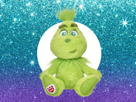 Build-A-Bear is stealing (the show this) Christmas with their new Grinch toys