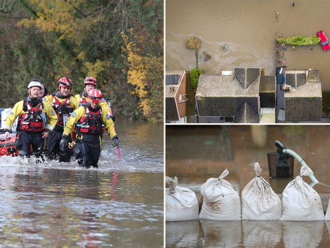 Flood victims face being homeless for weeks and there's more rain on its way