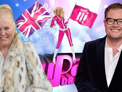 Alan Carr calls for Gemma Collins and Kim Woodburn to join Drag Race UK season 2 – and we're already obsessed