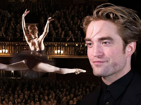 Robert Pattinson desperately wants to dance on film: 'There's a ballerina inside me'