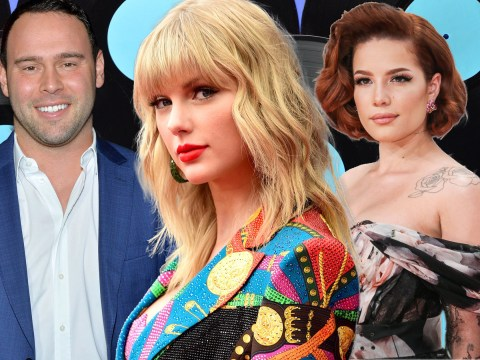Halsey, Gigi Hadid and Lily Allen slam Scooter Braun after shocking Taylor Swift statement
