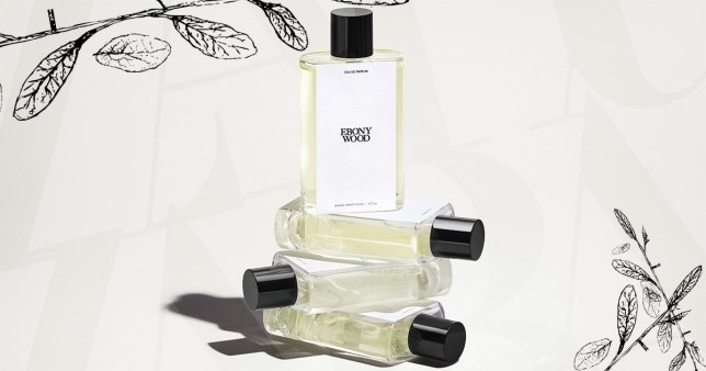 jo malone and zara collaborate on perfume collection