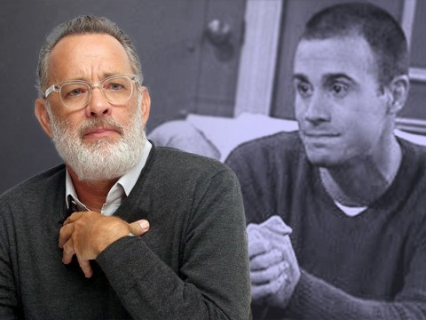 Friends originally cast Tom Hanks as Sandy the Manny before Freddie Prinze Jr. had dramatic last minute phone call