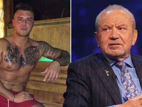 The Apprentice fans convinced Lewis Ellis gets fired as he brands Alan Sugar 'boomer' in savage row over tattoos