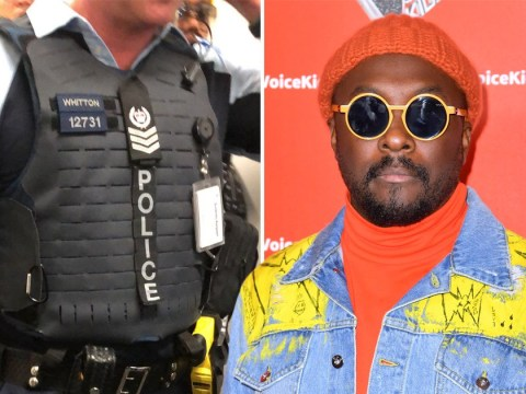 Will.i.am stopped by police at airport after accusing air hostess of racism on Australia flight