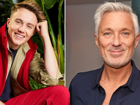 Who is I'm A Celebrity star Roman Kemp's famous actor dad and how is he best known?
