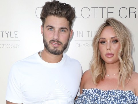 Charlotte Crosby and Joshua Ritchie split up after two years together: 'The relationship has broken down'