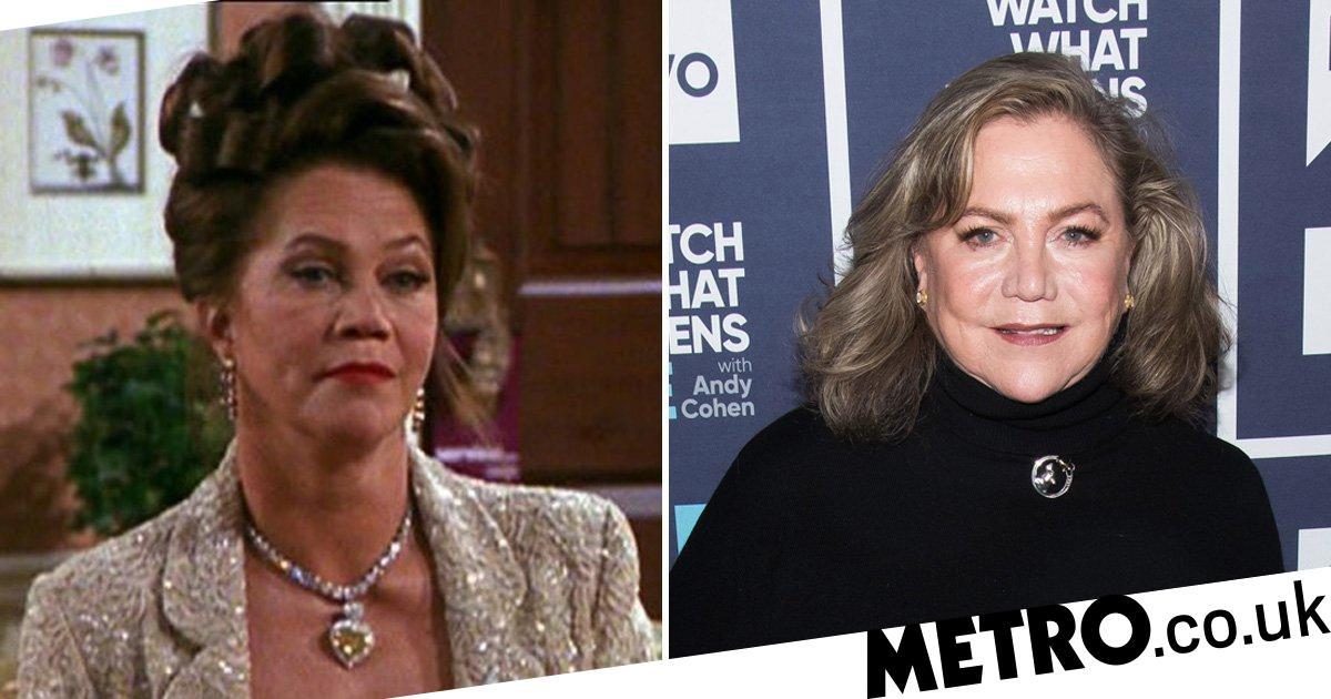 Kathleen Turner would refuse transgender Friends role if asked in 2019 - Metro.co.uk