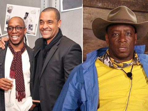 I'm A Celebrity's Ian Wright uncovers family drama as best pal Mark Bright dating his estranged sister