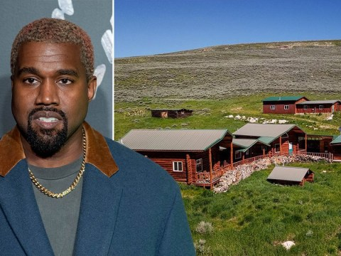 Kanye West 'splashes $14.4million on ranch' and we're one step closer to the Kardashian-Wests Take Wyoming
