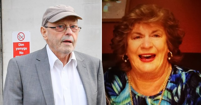 Geoffrey Bran told jurors his wife died accidentally