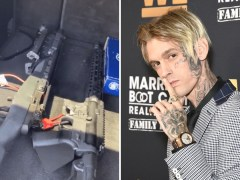 Aaron Carter says he's 'lost everything' as judge rules to remove his gun collection