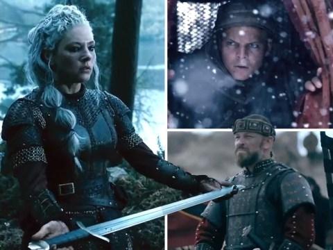 Vikings season 6 trailer teases Lagertha's retirement as she pines over King Ragnar