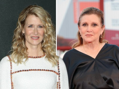 Laura Dern and Carrie Fisher had more things in common with each other than we thought