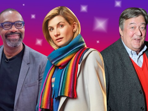 Doctor Who series 12 adds Lenny Henry and Stephen Fry as guest stars and it almost makes up for no Christmas special