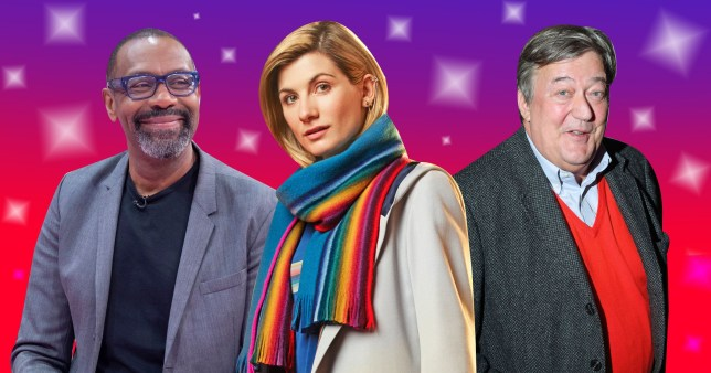 Doctor Who Series 12 Adds Lenny Henry And Stephen Fry As Guest Stars Metro News