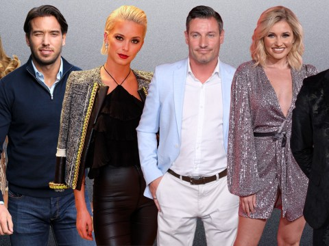 Celebs Go Dating line up revealed as Love Island's Amy Hart and Dean Gaffney join single celebs looking for love