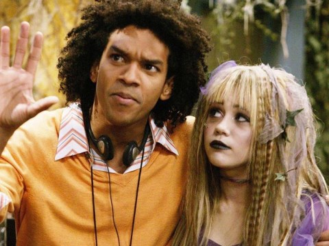 The Walking Dead's Khary Payton shares iconic throwback to time on Hannah Montana and it's a lot to process