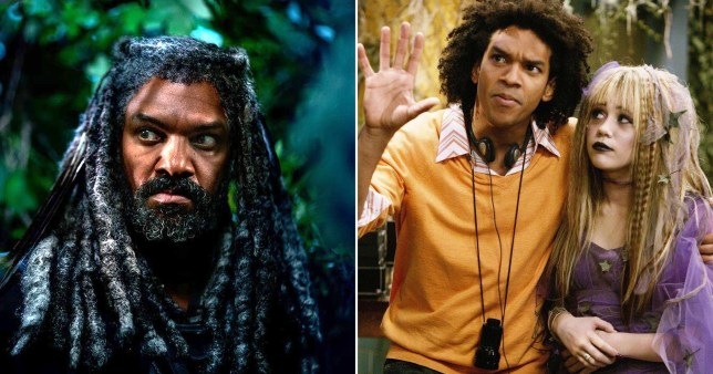 The Walking Dead's Khary Payton