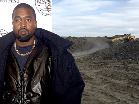 Kanye West's Wyoming ranch hit with planning problems after he started building work without permission