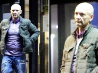 Caption: Noisy DIY enthusiast faces jail if he continues to wake his neighbours Credit: Bolton News/ SWNS
