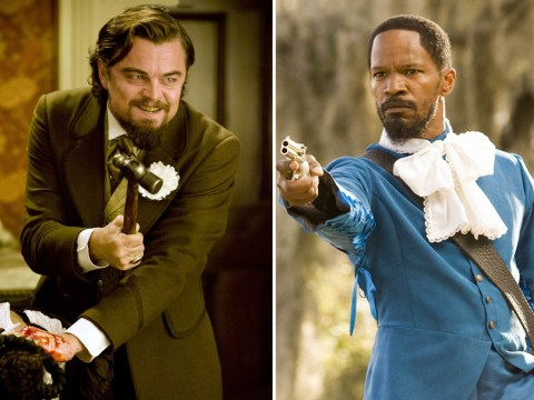 Leonardo DiCaprio had problem saying 'n-word' in Django Unchained until Jamie Foxx and Samuel L Jackson forced him to