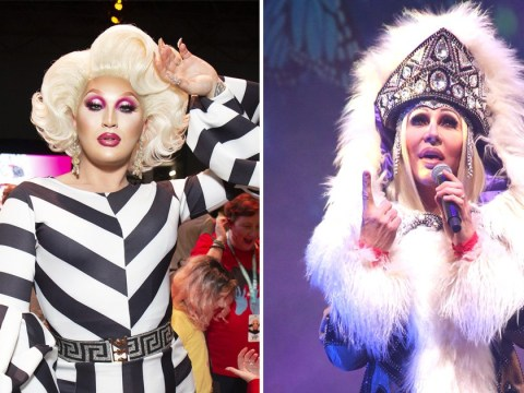 The Vivienne is getting married by Drag Race royalty Chad Michaels – dressed as Cher