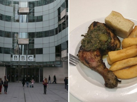 BBC staff in uproar after canteen 'limits them to six chips'