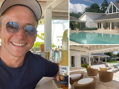 Taron Egerton is giving us all the holiday envy with his 30th birthday stay in $10,000 a night villa