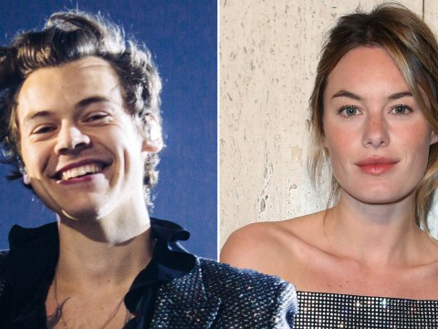 Harry Styles confirms his ex-girlfriend features on Fine Line album and fans think it's Camille Rowe