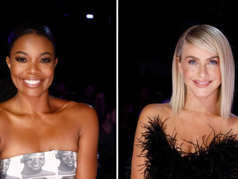 Gabrielle Union and Julianne Hough axed from America's Got Talent after replacing Mel B and Heidi Klum