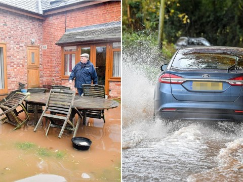 Brace yourselves for a wet weekend with 97 flood alerts in place across UK