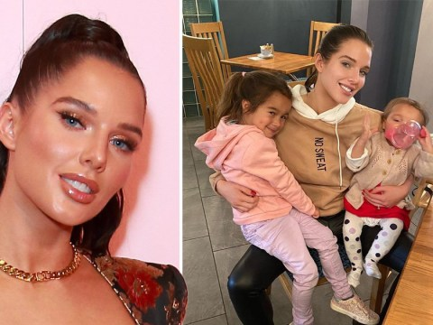 Coronation Street's Helen Flanagan shuts down troll who accused star of 'moaning' about her kids